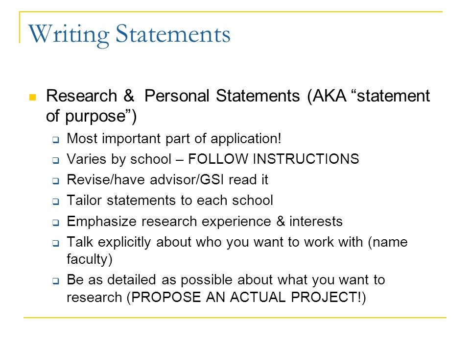 personal statement vs. essay Structure of a personal narrative essay thesis statement the thesis of a narrative essay plays a slightly different role than that of an argument or expository.