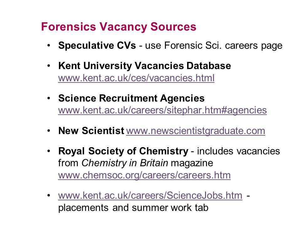 Bioscience Careers   Bruce Woodcock University of Kent Careers and
