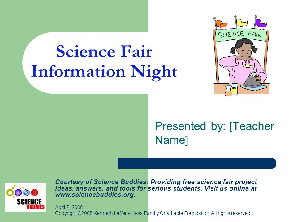 a visit to a science fair Google science fair is a global online competition open to students from 13 to 18 years old what do you want to change.