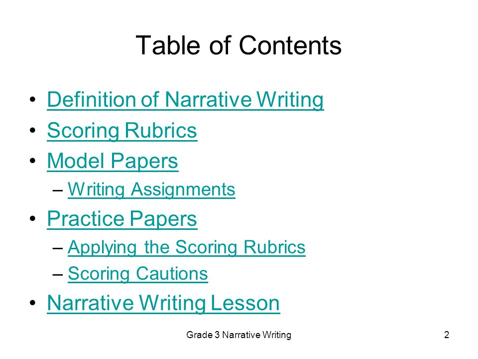 response to literature essay rubric