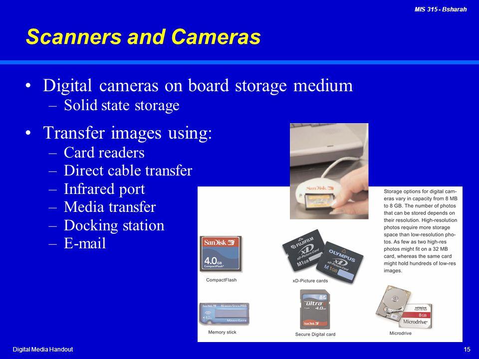 MIS Bsharah Digital Media Handout. MIS Bsharah 2 Contents Section ...