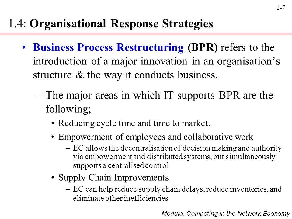 1-8 Business Alliances.