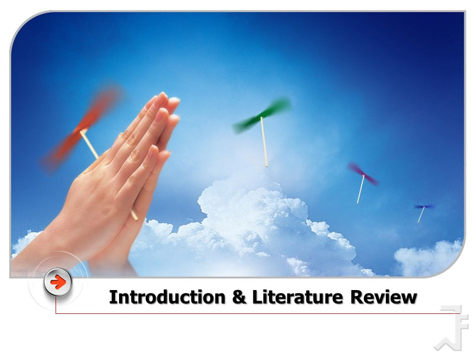 Introduction & Literature Review