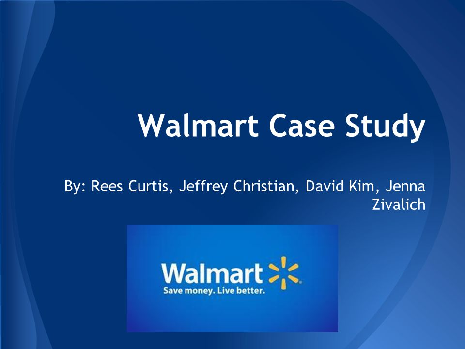 walmart case essay The lawsuit is one of several targeting wal-mart after the new york times reported retailer bribed mexican officials to speed up store openings.