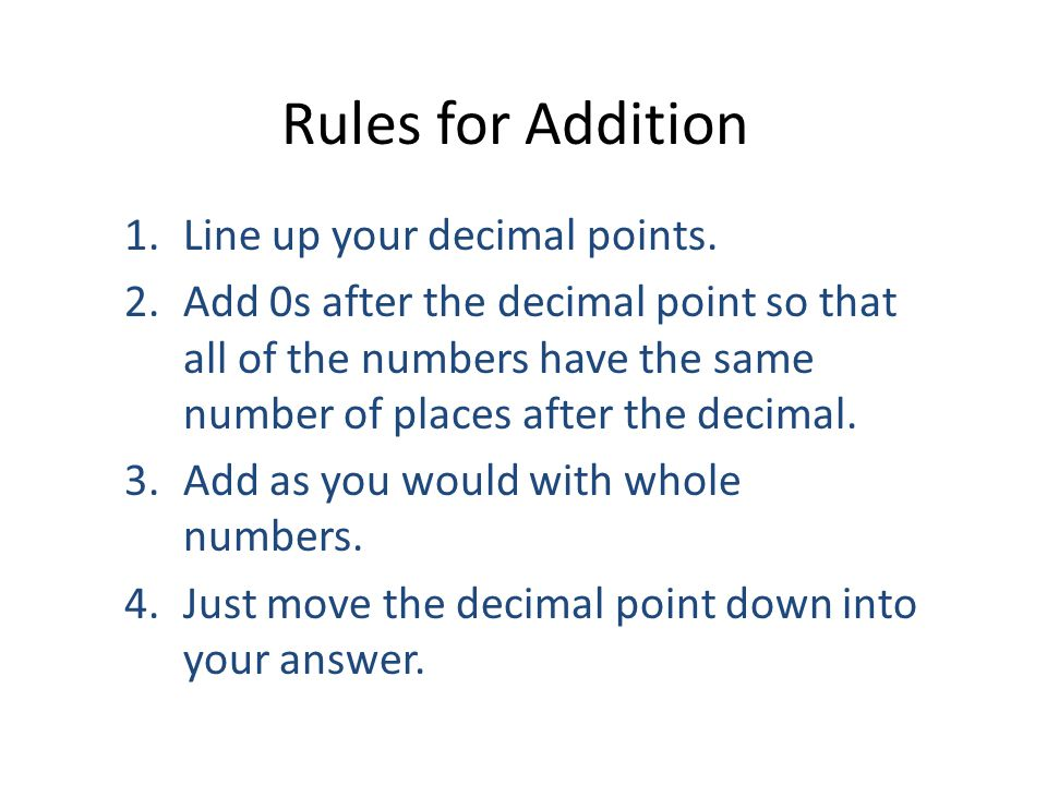 Multiplying decimals homework ks2