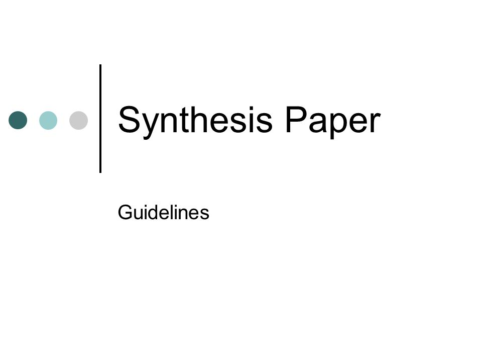 sythesis paper It uses parentheses within the paper to identify the author and page number of a particular passage that is paraphrased, summarized, or quoted.