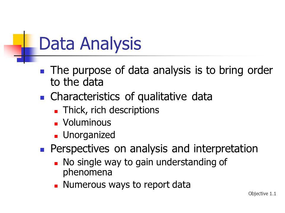 presentation analysis and interpretation of data thesis