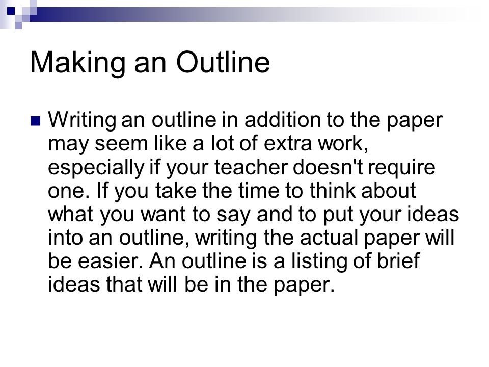 outline for writing a research paper on a person Because of this, a descriptive essay about people can be challenging for those just learning how to write essays we have provided some tips and other strategies when writing descriptive essays the three biggest tips for writing descriptive essays are to use a person you know, bear in mind that actions speak louder than words, and make the.