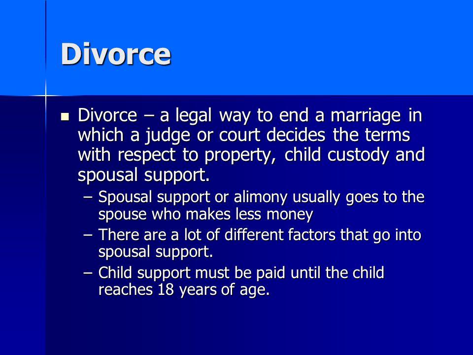 結婚をうまくやめる方法