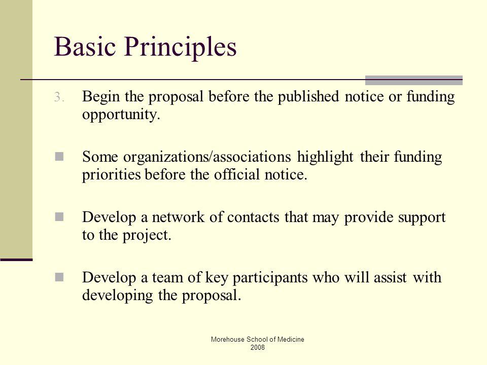 Proposal Development For Community Based Organizations Brenda D