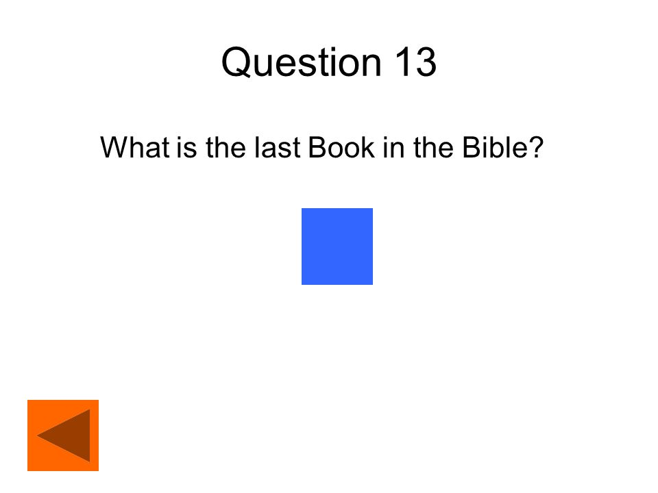 Hebrews The answer is: James 1 & 2 Peter 1, 2, & 3 John Jude