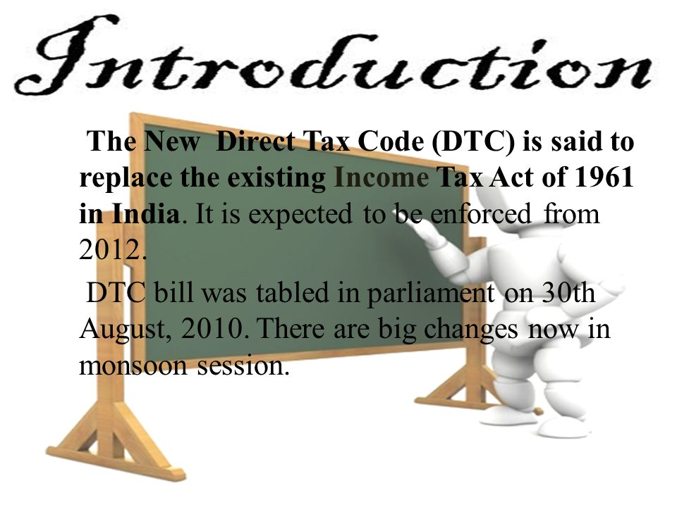 direct tax act