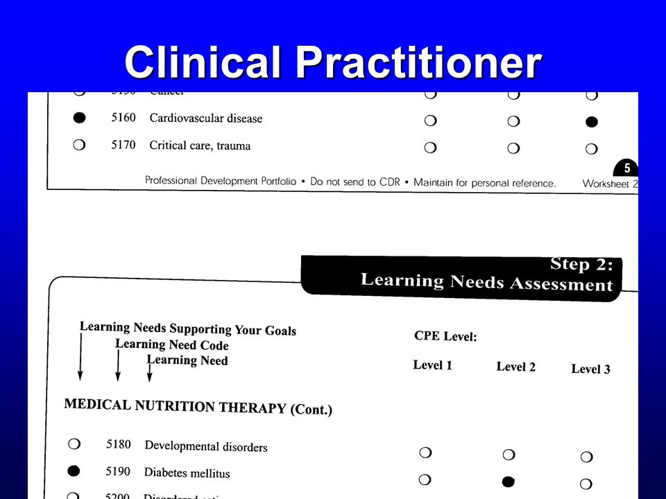 Clinical Practitioner