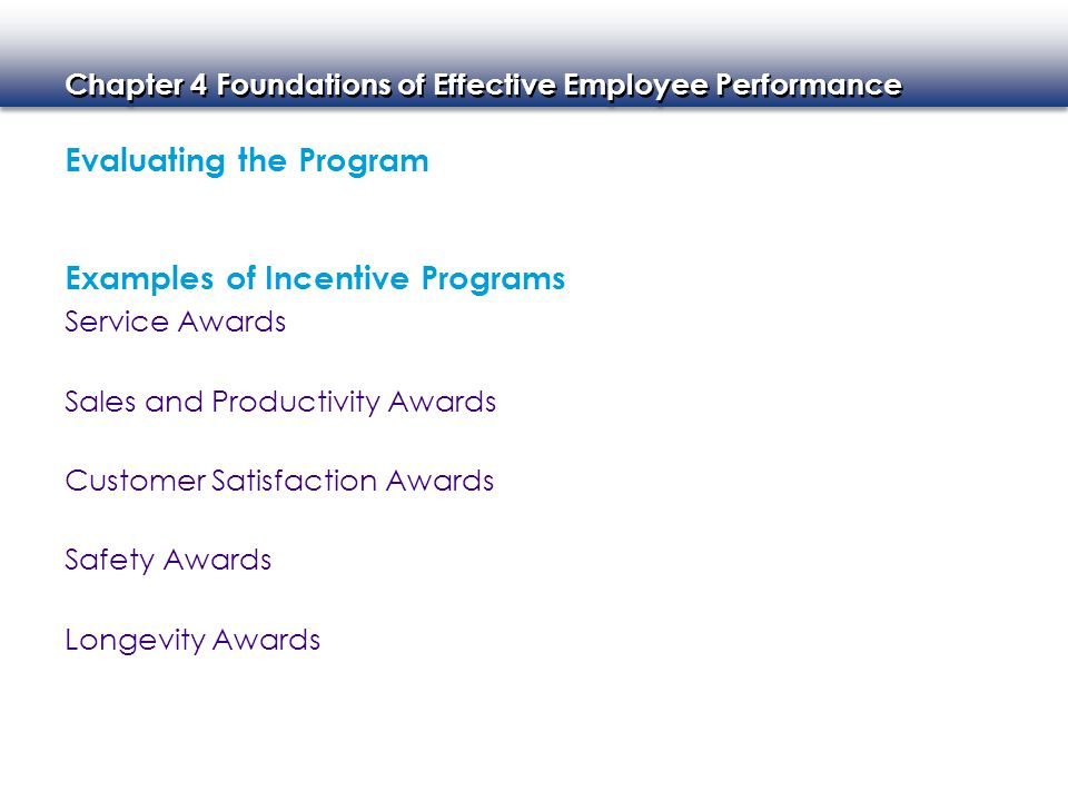 Chapter 4 Foundations of Effective Employee Performance - Summary Chapter 4 Foundations of Effective Employee Performance - Summary 1.