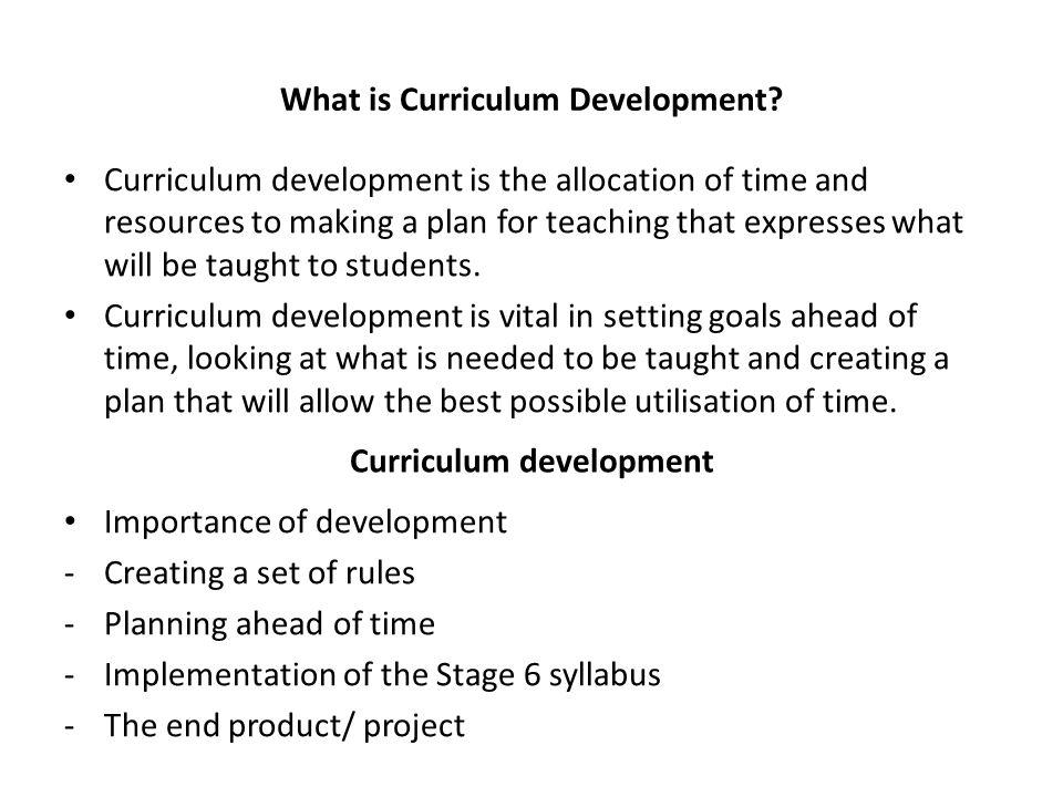 curriculum development and change Custom content and curriculum design and development our learning design and development services include: curriculum design organizational change management.
