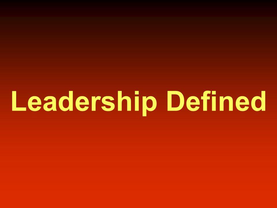 Leadership Followers Leader Situation