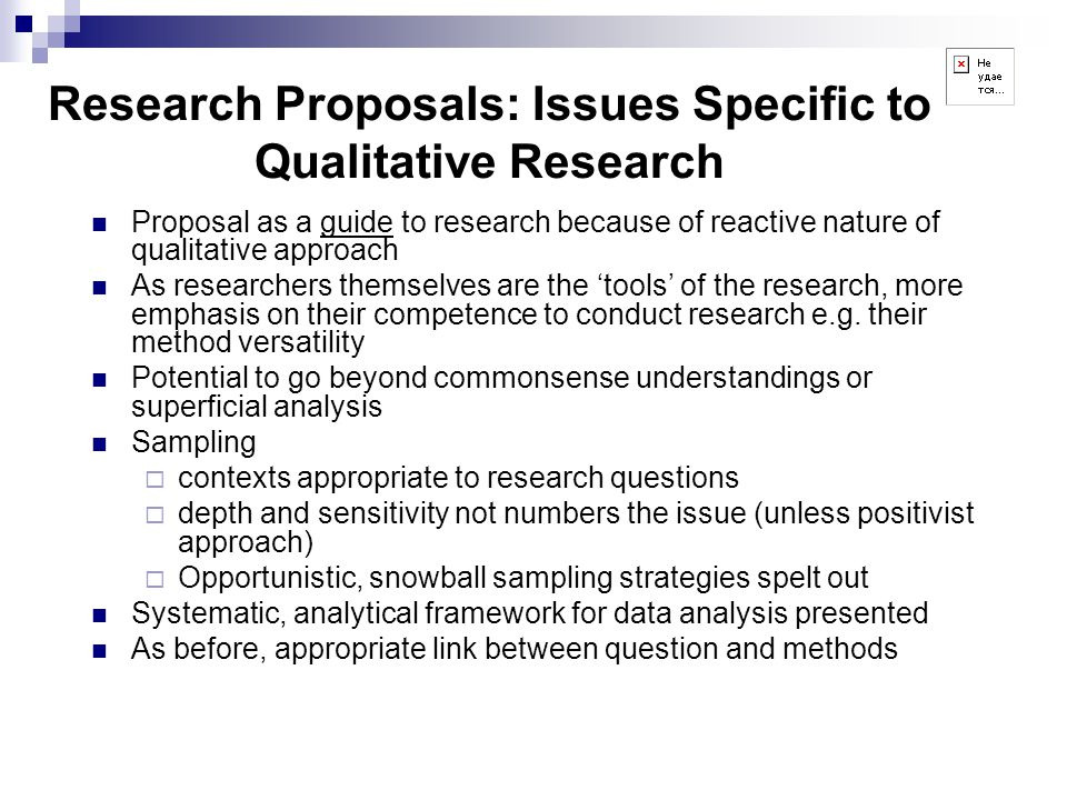 Reviewing Qualitative Papers And Research Grants Workshop Number 8