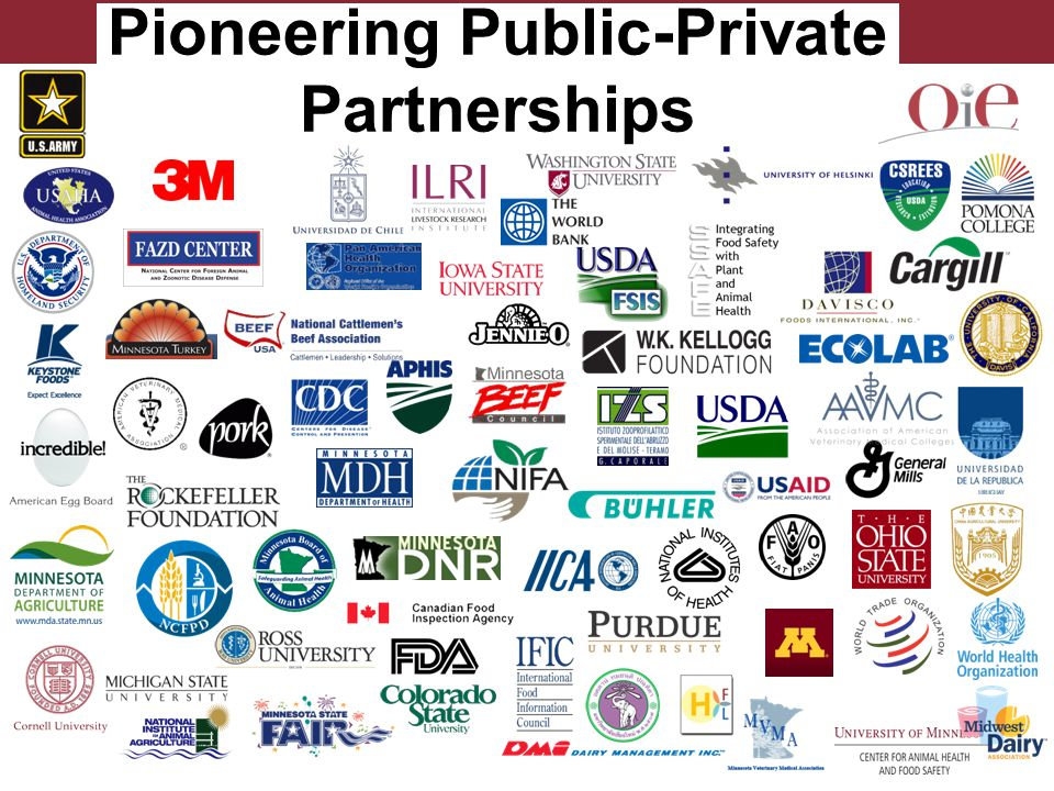 Pioneering Public-Private Partnerships