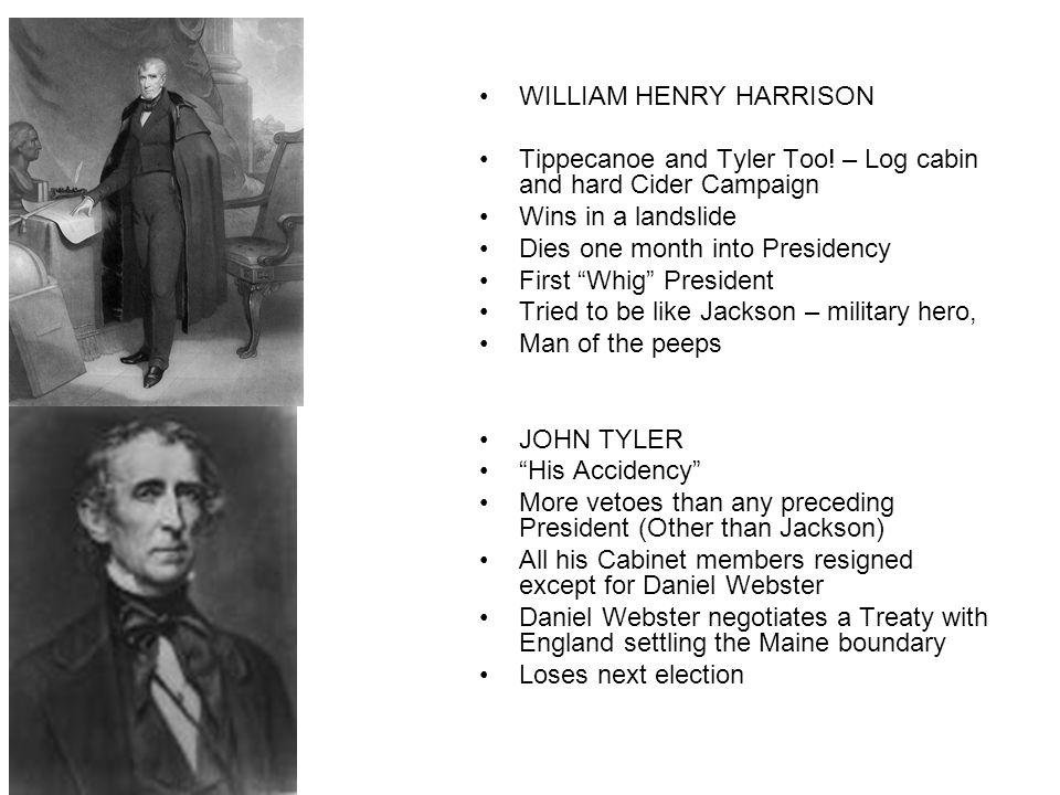 Martin van Buren Hand Selected by Jackson as his successor ...