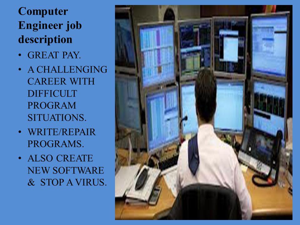 Bradley Bourdeaux Computer Engineer. Computer Engineer Job