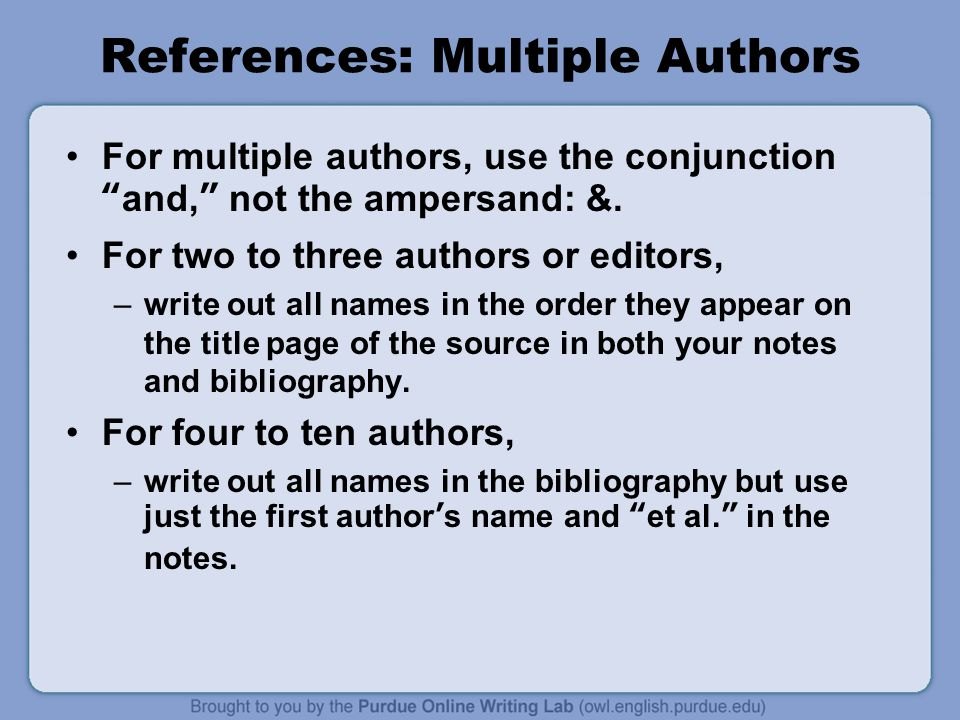 purdue owl apa annotated bibliography Annotated bibliographies: home american psychological association owl - purdue online writing lab provides examples of annotated bibliographies for apa.