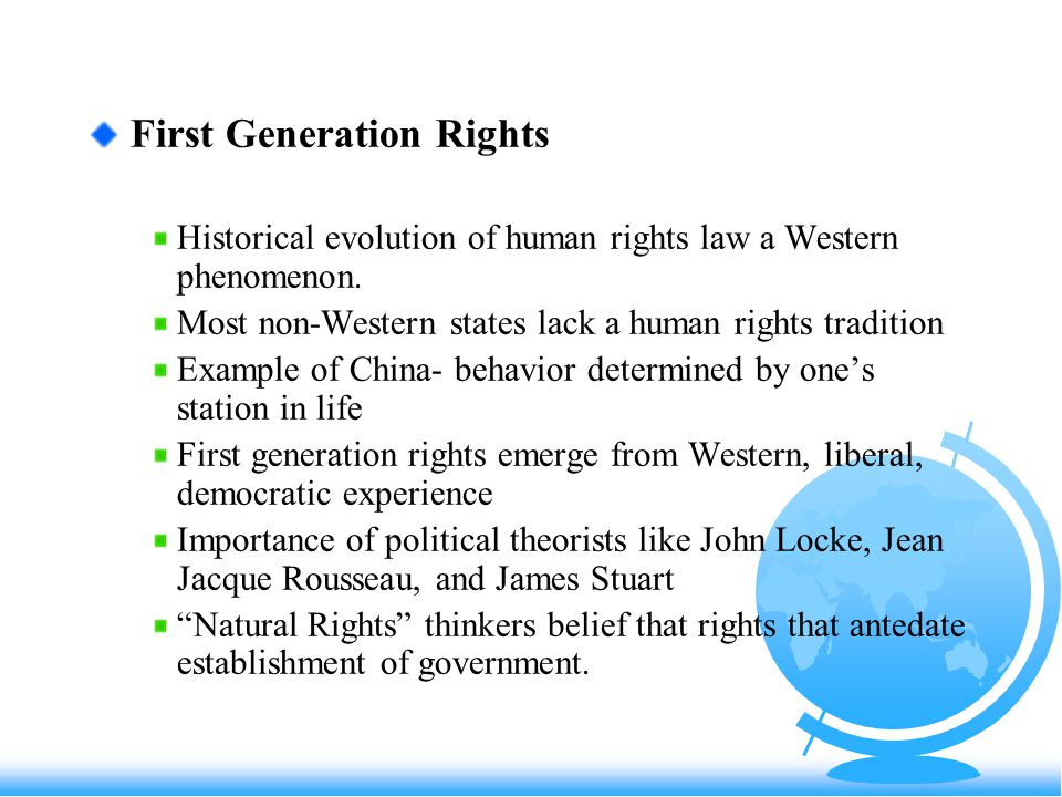 human rights a western phenomenon