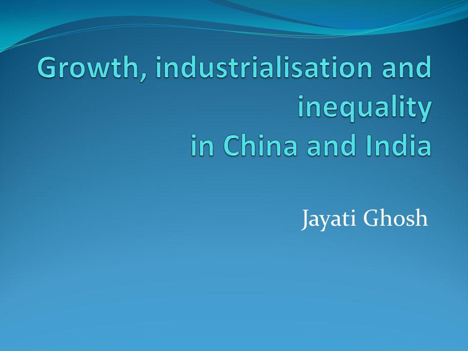 industrialization in india essay