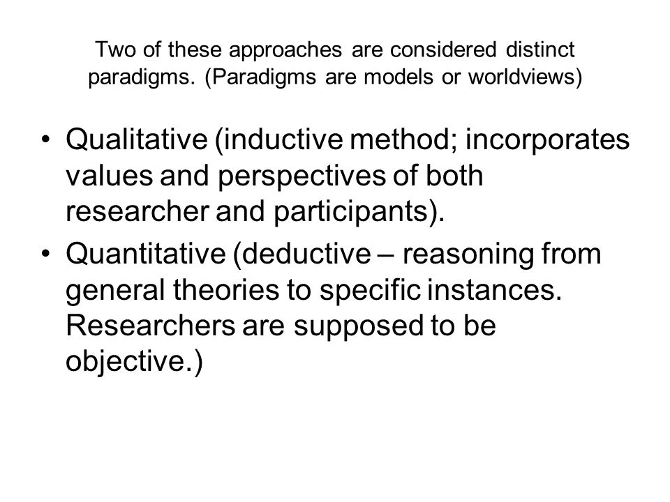 Difference between qualitative research and quantitative research