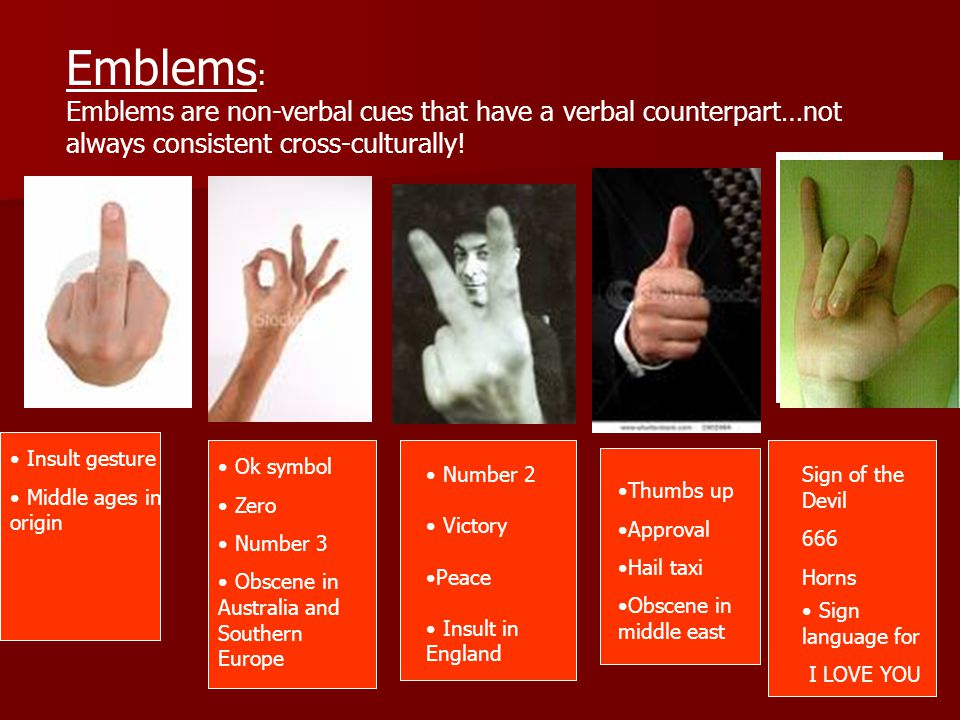 Kinesics The Study Of Body Language Movement And Meaning Ppt