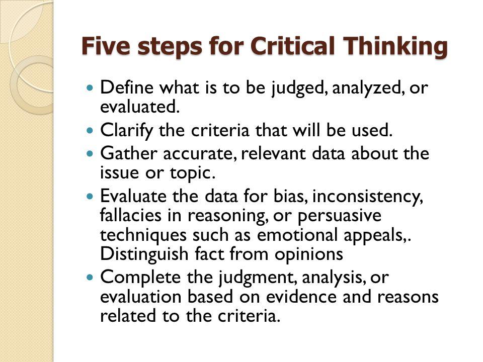 critical thinking skills in elementary schools