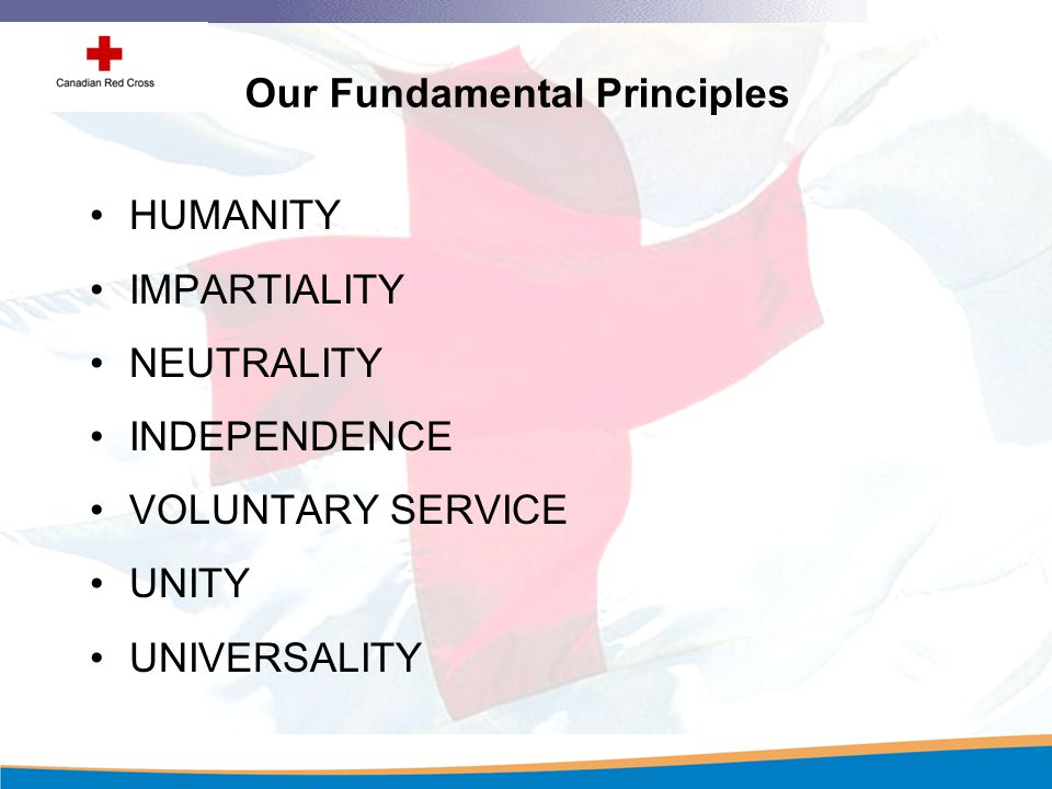 Our Mission To improve the lives of vulnerable people by mobilizing the power of humanity in Canada and around the world.