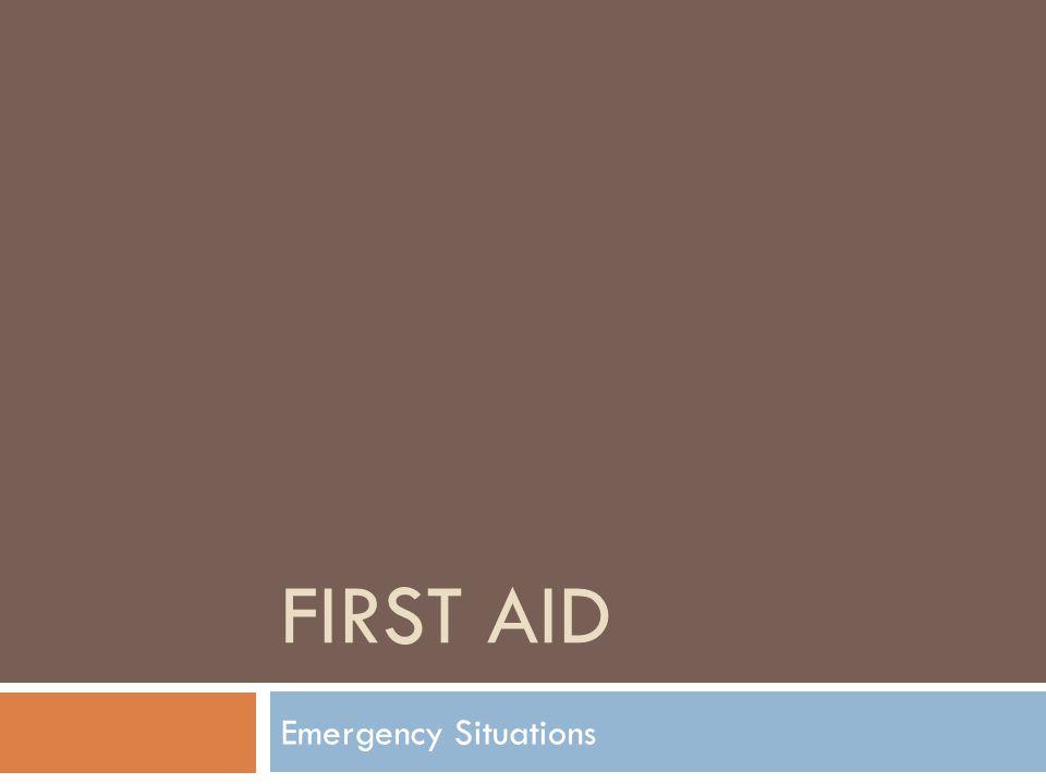prepare first aid box
