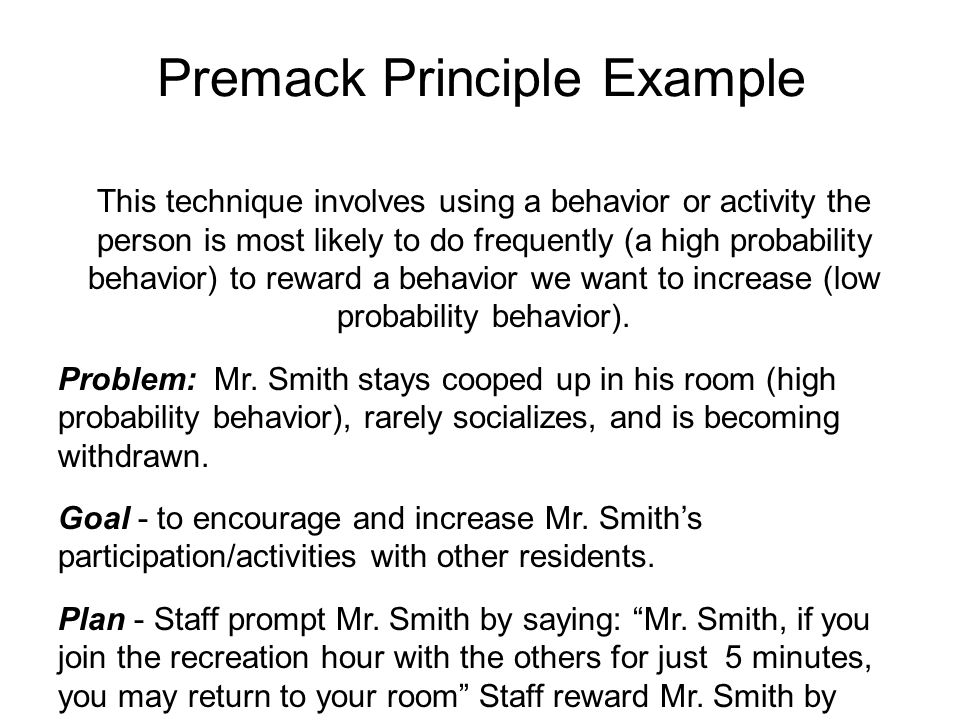 Behavior Management Techniques Assisted Living Facility Limited