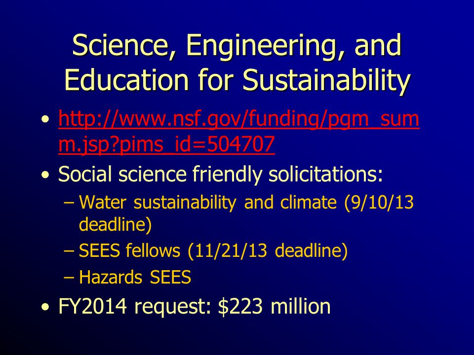 Dissertation improvement grant nsf sts