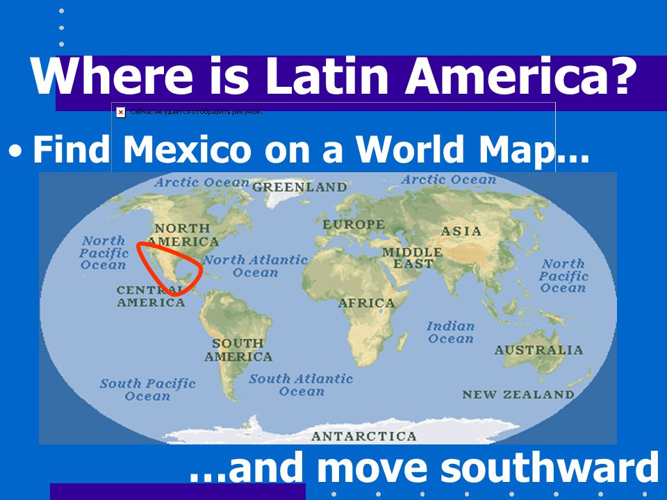 Latin america where is latin america find mexico on a world map 2 where gumiabroncs Image collections