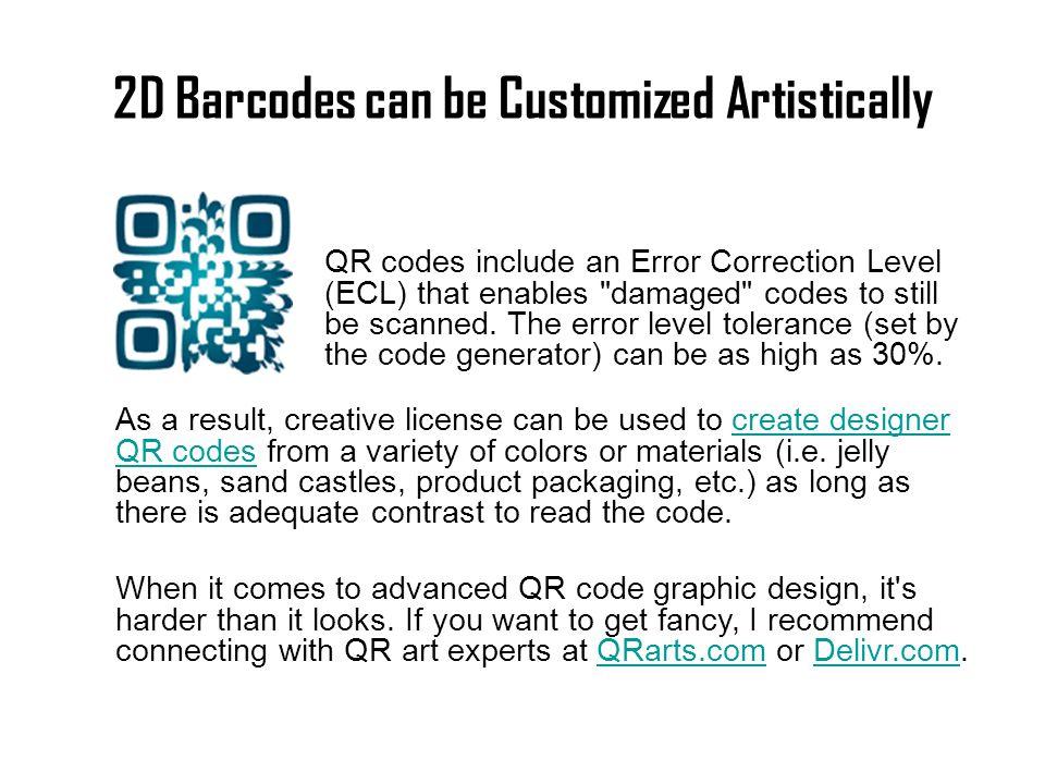 material qr code generator