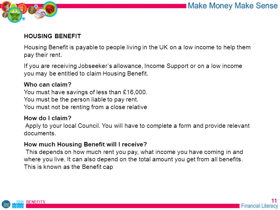 Benefits  Eastbourne Citizens Advice Bureau Financial Literacy