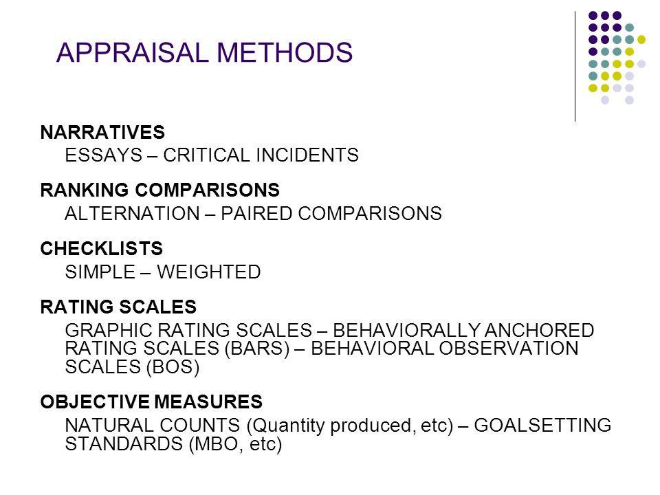 Paired Comparison Definition Essay - image 2