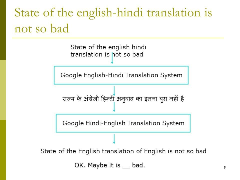 taken in hindi