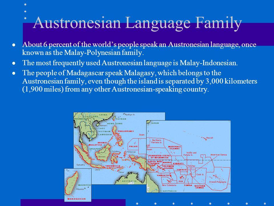 Language Introduction To Language Language Tidbits Most People In - Most people speaking language