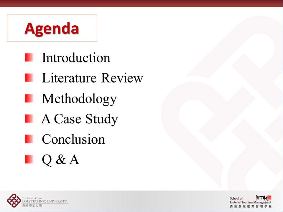Literature review of csr