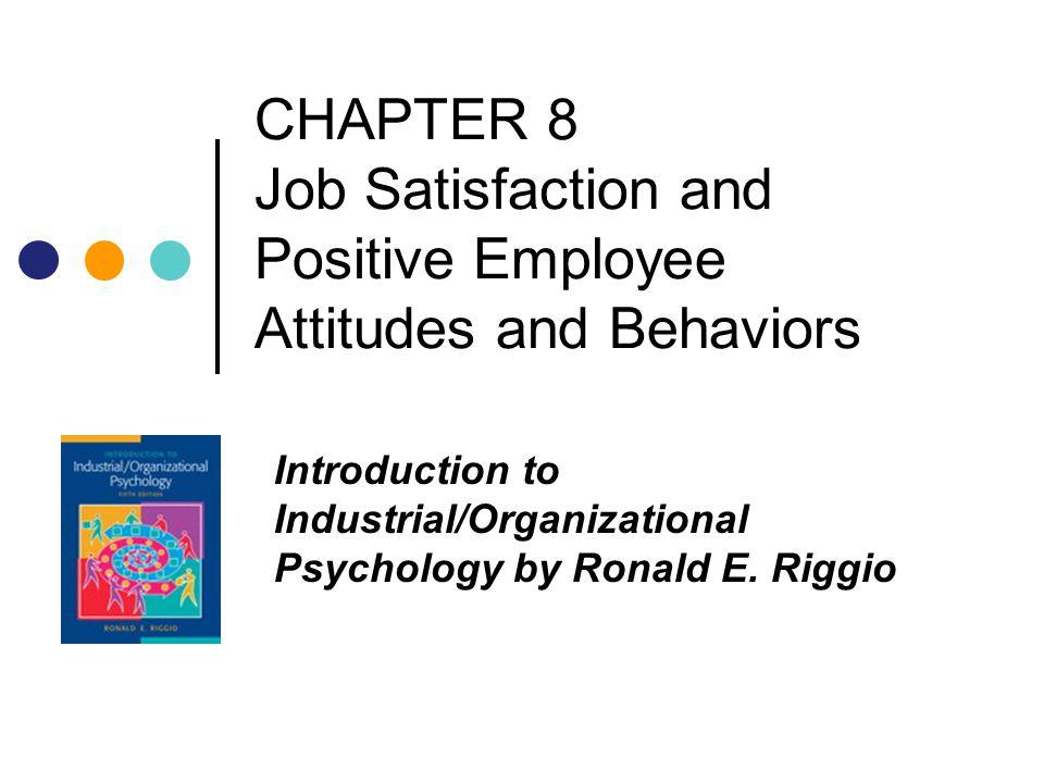 Attitude   Job Satisfaction