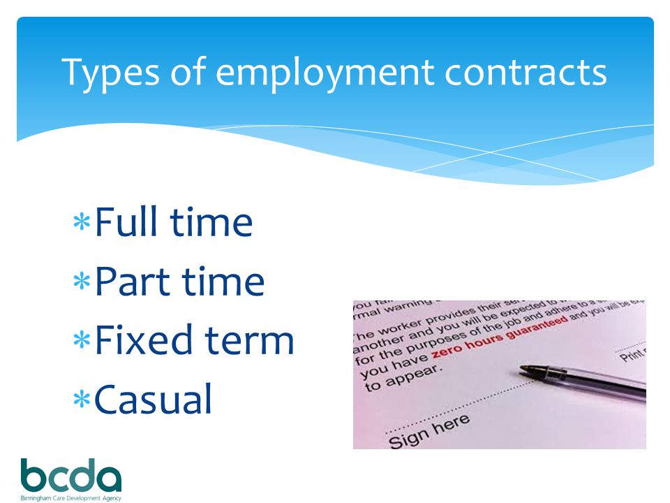 Understanding Employment Contracts & Zero Hours Mahtab Khan