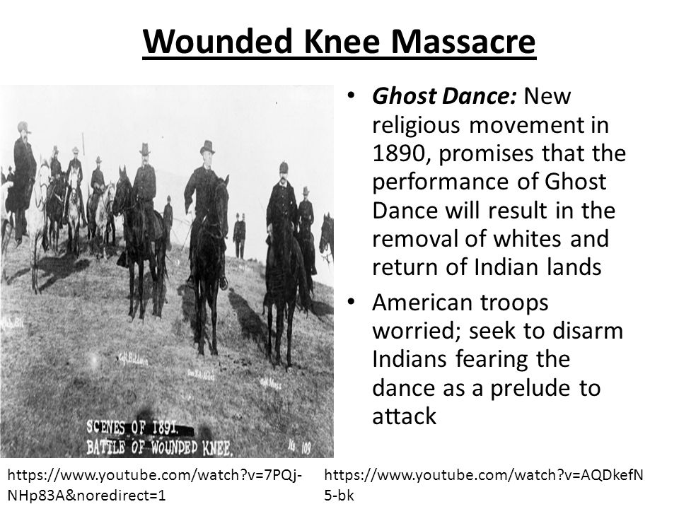the wounded knee massacre Watch video  two 40-acre tracts of wounded knee are on the block for $49 million they're for sale to any buyer, including any commercial developerat wounded knee in 1890, u.