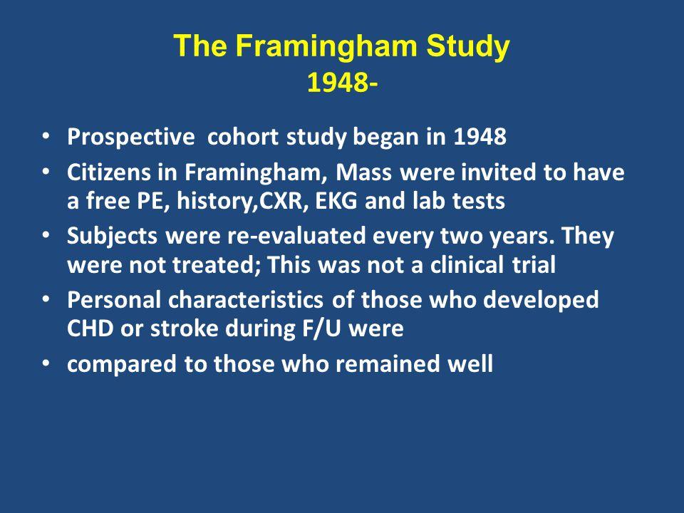 Framingham mass