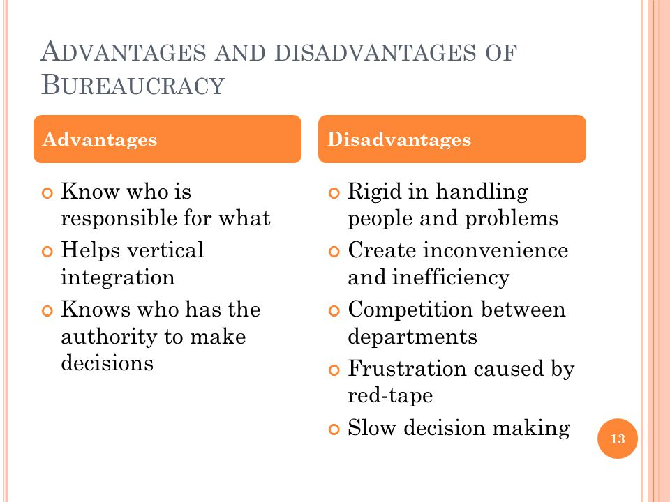 advantages and disadvantages of vertical integration