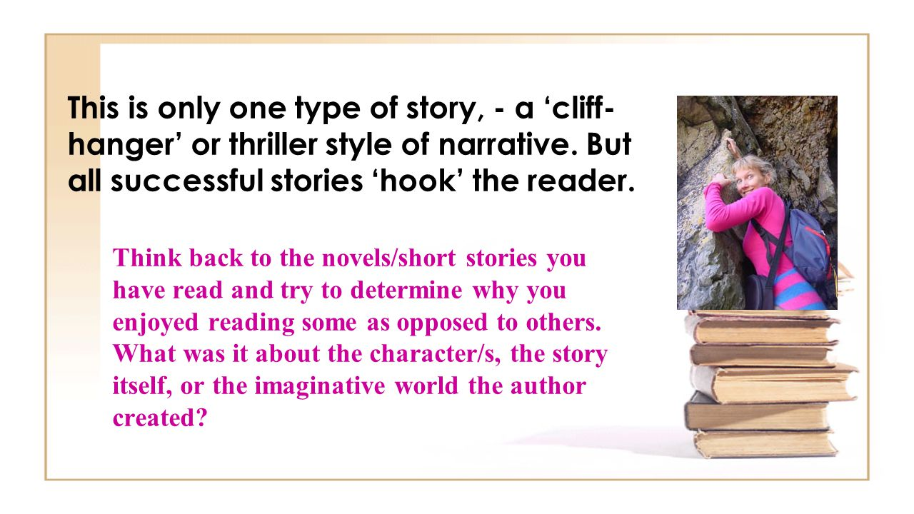 Where to write stories