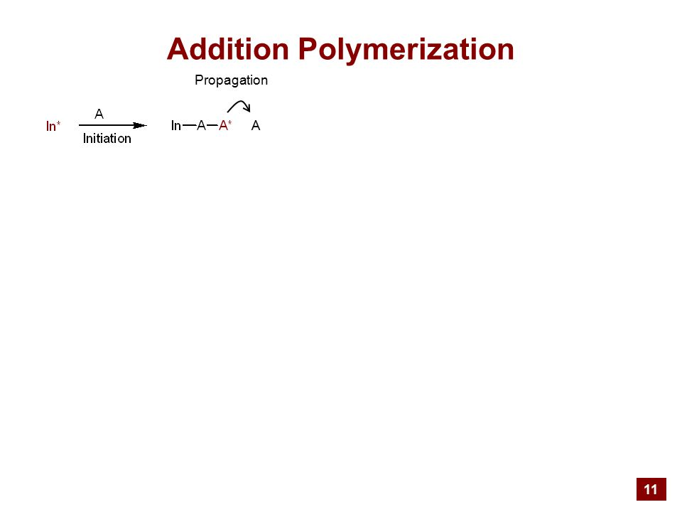 11 Addition Polymerization Propagation A