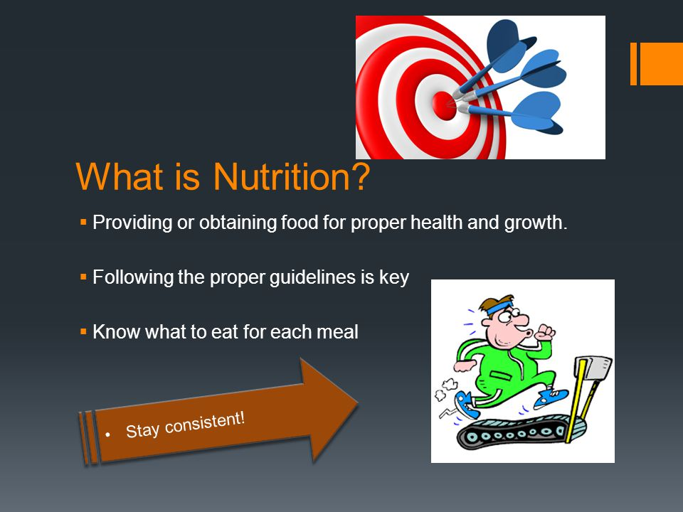Nutrition for Success Gianni Grasso