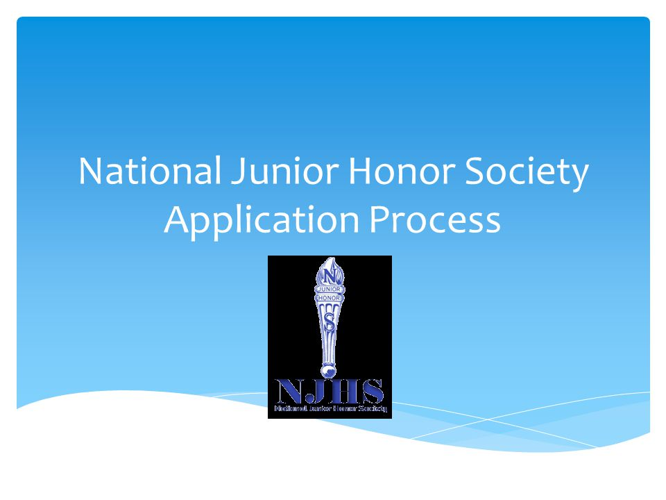essay for national honor society application
